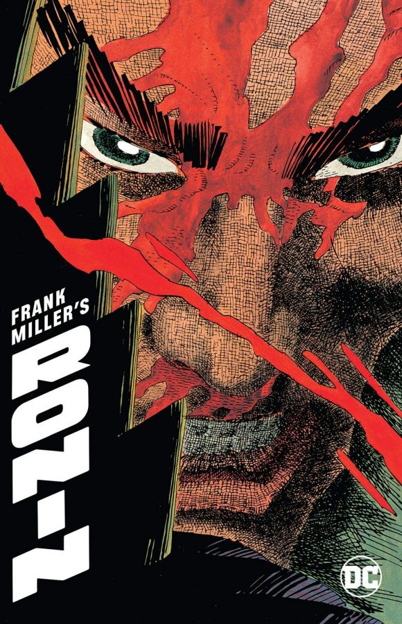 Graphic+Novel+Review%3A+Ronin+by+Frank+Miller