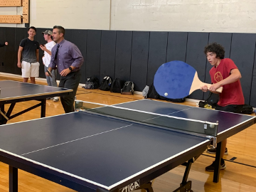 Club Dispatches: Ping Pong Club