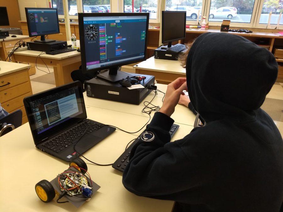 Club Dispatch: Robotics Club