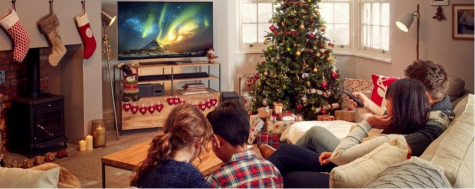 What Netflix holiday movie should you watch over break?