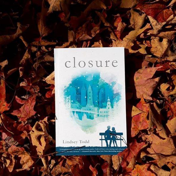 Lindsey Todd '12 Self-Publishes Debut Novel