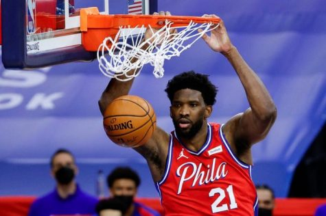 Philadelphia 76ers are on a Roll