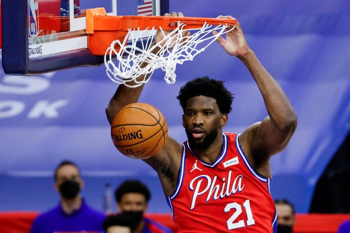 Philadelphia+76ers+are+on+a+Roll