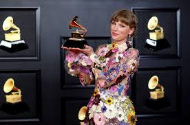 Taylor Swift Reflects on Her 'Marvelous Time' at 2021 Grammys | Billboard