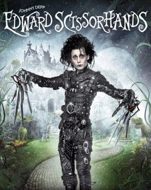 Edward Scissorhands Movie Review